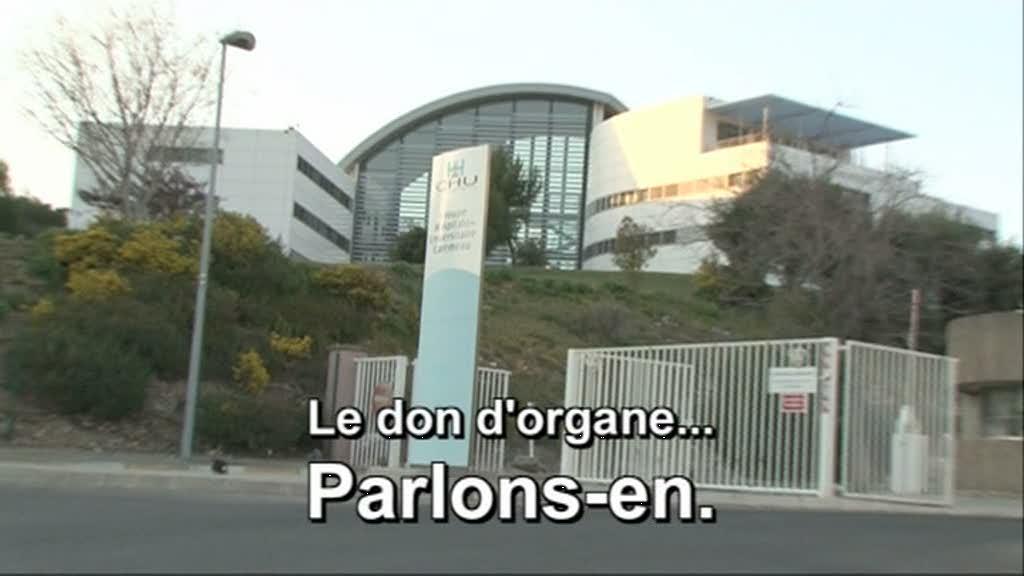 Le don d'organe, parlons-en !