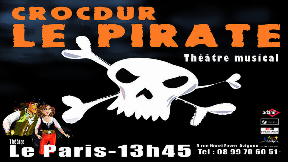 Crocdur le Pirate
